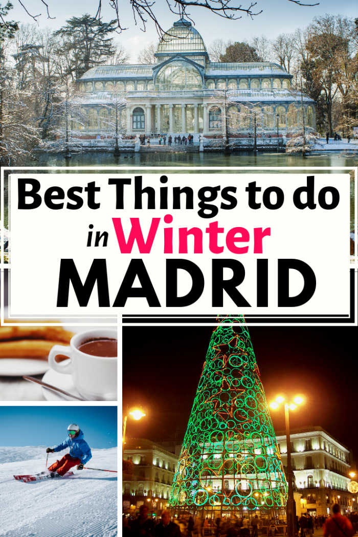 Tips for visiting Madrid in Winter