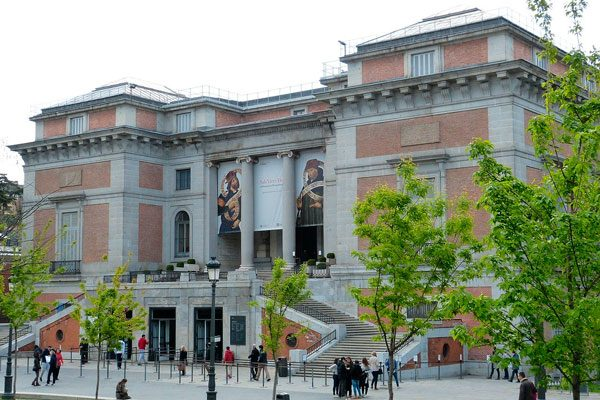 Prado Museum is one of the top museums and art galleries in Spain