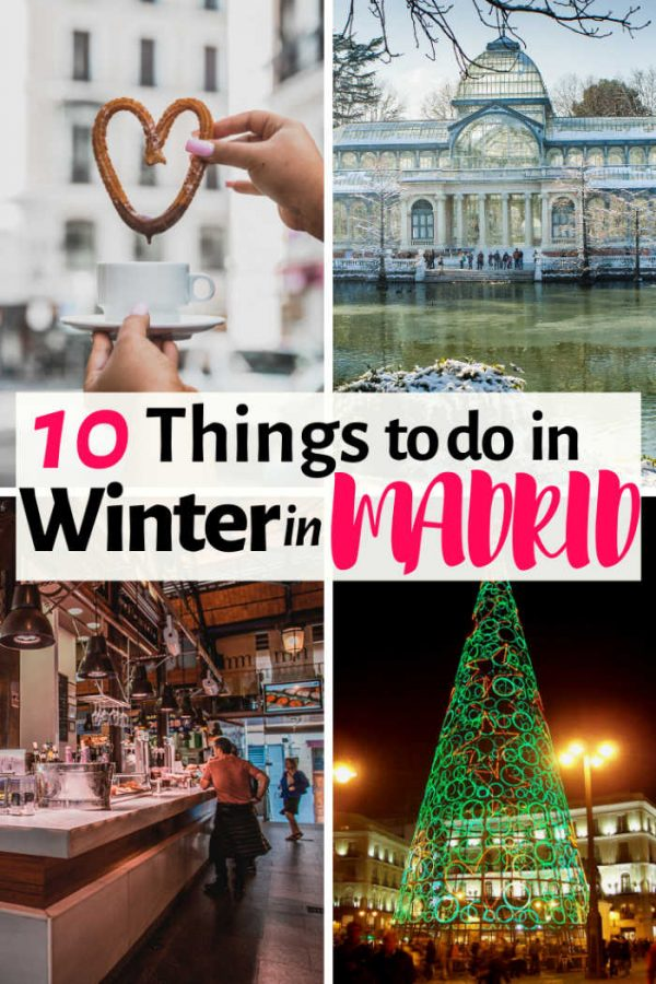 top things to do in Madrid in winter